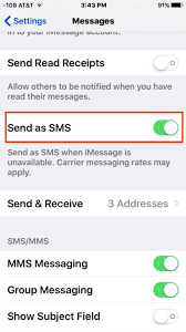 android not receiving texts iphone not sending text messages here s how to fix sms