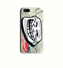Meme Iphone 5 Case - troll face problem meme hard case iphone 4 4s 5 5s by vdirectcases