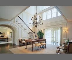 Hamptons Homes Interiors At Home In East Hampton Entrance Im