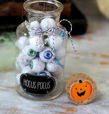 halloween treat containers pebbles inc