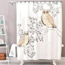 Bird Print Curtain Fabric Animal Print Traditional Shower Curtains Ebay