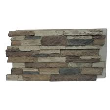 Home Depot Interior Wall Panels Superior Building Supplies Rustic Lodge 24 3 4 In X 48 3 4 In X
