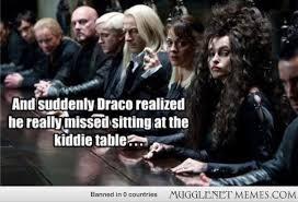 Draco Memes - funny harry potter memes draco