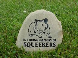 pet memorial garden stones hamster memorial stones and pet hamster grave markers