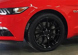 mustang rims ford mustang wheels and tires 18 19 20 22 24 inch