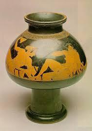 Euphronios Vase Art 500 B C 500 A D