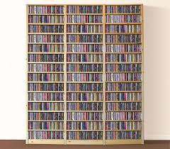 cd storage bookshelves and storage on pinterest cd bookshelves
