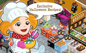 halloween pictures to download amazon com restaurant story halloween appstore for android