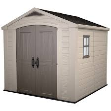 vidaxl co uk keter storage shed factor 8x8 17197916