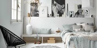 chambre retro adoptez la couleur pastel pour une chambre rétro