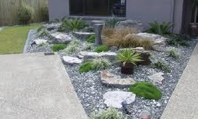 rock garden designs for front yards exprimartdesign com