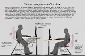 posture office chair crafts home