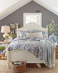 Best Coastal Casual Bedrooms Images On Pinterest Room - Bedroom ideas blue