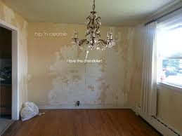Chandelier Removal Diy Wallpaper Removal Hip N U0027 Creative