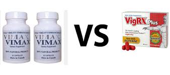 vigrx plus vs vimax at delivering a bigger throbbing erection