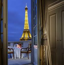 Eiffel Tower Decoration Ideas Room Hotel With View Of Eiffel Tower From Room Decorating Idea