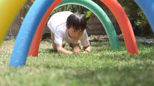 the ultimate diy backyard obstacle course for kids youtube