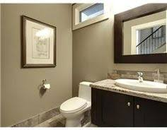 Bathroom Basement Ideas Colors Blue Or A Contemporary Bathroom In Smokey Blue With Stainless