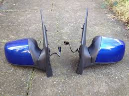 nissan micra left wing mirror ford fiesta st zetec s electric wing mirror breaking spares