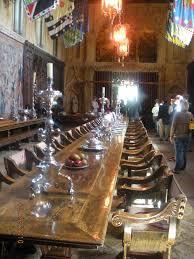 hearst castle dining room san simeon castle hearst castle historic place at san simeon