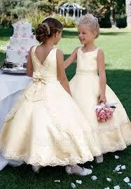 robe mariage fille résultat de recherche d images pour robe mariage fillette