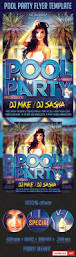 graphicriver pool party flyer template 5221750 all design