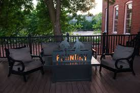 the foundry restaurant