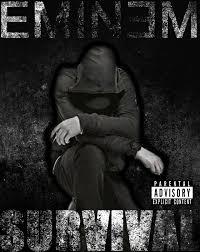 custom photo album covers eminem s new single survival custom album by coolhacker25 on