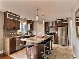 armoire en coin cuisine idée relooking cuisine beau modèle de cuisine avec garde manger
