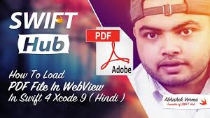 tutorial github pdf github swifthub9 how to load pdf file in webview in swift 4 xcode
