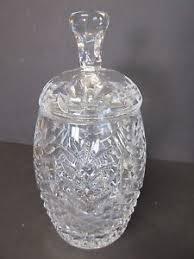Waterford Crystal 8 Vase Vintage Waterford Irish Crystal 8
