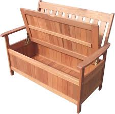 outdoor storage bench for patio inspiring home ideas