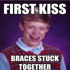 Braces Meme - 21 struggles anyone who had braces as a kid will remember playbuzz
