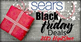 best black friday deals sears