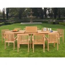 Patio Table Seats 10 Best 50 Caluco Patio Furniture Foter