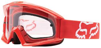 fox motocross goggles fox racing main goggles revzilla