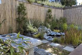 Bamboo Backyard 25 Japanese Fence Design Ideas You Can Implement For Your House