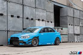 mitsubishi evo 2016 ssr photo gallery mitsubishi lancer evolution x on gtx01