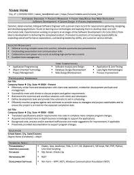 software engineer resume how can a software engineer write a resume quora
