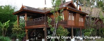 chambre d hote chiang mai hotels de charme et maisons d hote en thailande et en asie