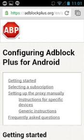 adblock plus android apk adblock plus for android 1 3 for android