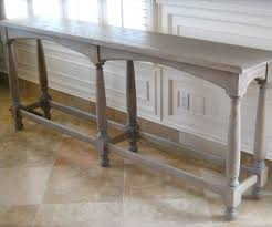 Restoration Hardware Console Table by 6 Legged Console Table 8 Steps With Pictures