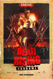 dead rising endgame 4 of 5 extra large movie poster image