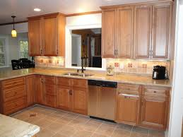 Unfinished Birch Kitchen Cabinets Interior Rustic Cherry Wood Kitchen Cabinets Natural Maple