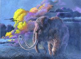 18 wooly mammoth images extinct animals ice
