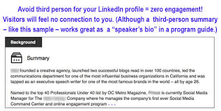 how to control the mind of your linkedin visitor part 1 part 2