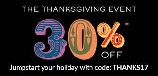 coach thanksgiving 17 sale daily covets