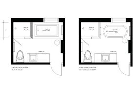 modern bathroom floor plans inspiring bathroom floor plans derekhansen me