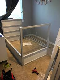 kura bunk bed hack for two toddlers ikea hackers ikea hackers