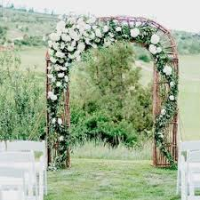 wedding arches for rent houston best 25 wedding arch rental ideas on wedding alter